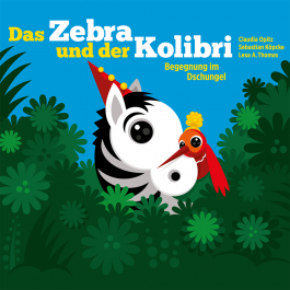 Das Zebra und der Kolibri