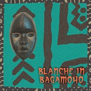 Blanche in Bagamoyo