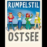 Ostsee - Bandplakat